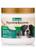 Digestive Enzymes Powder Plus Probiotic for Dogs & Cats - 8 oz (227 Grams)
