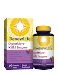 DigestMore™ Kids Enzyme, Berry Blast Flavor - 60 Chewable Tablets