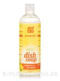 Dish Soap, Tangerine with Lemongrass - 16 oz (473 ml)