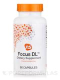 Focus DL (DL-Phenylalanine) 60 Capsules