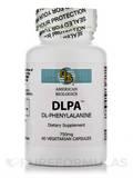 DLPA 750 mg - 60 Vegetarian Capsules
