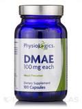 DMAE 100 mg - 100 Capsules