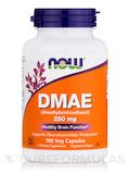 DMAE 250 mg 100 Vegetarian Capsules