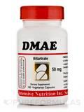 DMAE 50 mg - 100 Vegetarian Capsules