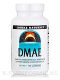 DMAE Caps 351 mg - 100 Capsules