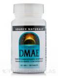 DMAE Tabs 351 mg - 100 Tablets