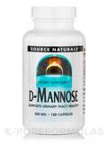 D-Mannose 500 mg 120 Capsules
