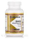 DMG 125 mg -Hypoallergenic - 250 Capsules