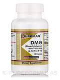 DMG with Folic Acid & B-12 -Hypoallergenic - 100 Capsules