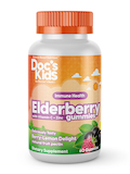 Doc's Kids® Elderberry with Vitamin C & Zinc Gummies, Berry-Lemon Flavor - 60 Gummies