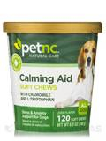 Dog Calming Formula Soft Chews - 120 Tablets