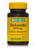 Dolomite 600 mg - 100 Tablets