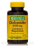 Dolomite 600 mg - 250 Tablets