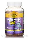 Dolphin Pals DHA for Kids (Assorted Flavors) - 90 Gummies