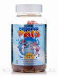 Dolphin Pals Multivitamins & Minerals for Kids (Assorted Flavors) - 90 Gummies