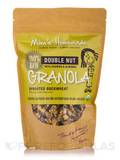 Double Nut Granola with Cashews & Almonds (Sprouted Buckwheat) - 8 oz