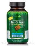 Double-Potency Fish Oil Pure® with 1,000 IU Vitamin D-3 - 60 Liquid Soft-Gels