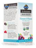 Dr. Formulated Brain Health Memory & Focus for Adults 40+ - 60 Vegetarian Tablets