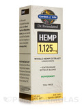 Dr. Formulated Hemp 1,125 mg Drops, Peppermint - 1 fl. oz (30 ml)