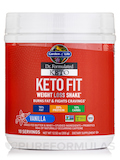 Dr. Formulated Keto Fit Vanilla Powder - 12.52 oz (355 Grams)