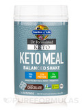 Dr. Formulated Keto Meal Chocolate Powder - 24.69 oz (1 lb 8.69 oz / 700 Grams)