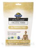 Dr. Formulated Organic Fiber (5g Prebiotic Fiber), Unflavored - 32 Vegan Servings (7.9 oz)