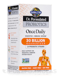 Dr. Formulated Probiotics Once Daily - 30 Vegetarian Capsules