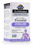 Dr. Formulated Probiotics Once Daily Prenatal - 30 Vegetarian Capsules