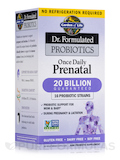 Dr. Formulated Probiotics Once Daily Prenatal (Shelf Stable) - 30 Vegetarian Capsules