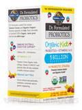 Dr. Formulated Probiotics Organic Kids+ 5 Billion CFU, Strawberry Banana Flavor (Shelf Stable) - 30