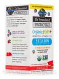 Dr. Formulated Probiotics Organic Kids+ 5 Billion CFU, Watermelon Flavor (Shelf Stable) - 30 Chewabl