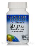 Dr. Nanba's Maitake Beta-Factor 163 mg - 60 Tablets