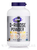 NOW® Sports - D-Ribose Pure Powder - 1 lb (454 Grams)