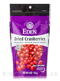 Dried Cranberries Apple Sweetened - 4 oz (113 Grams)