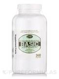 DRN Vitamin/Mineral Basic Supplement -Hypoallergenic- 360 Capsules