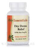 Dry Derma Relief 120 Tablets