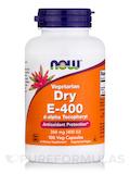 Dry E-400 - 100 Vegetarian Capsules