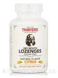 Dry Mouth Lozenges - Sugar Free, Natural Citrus Flavor - 100 Tablets