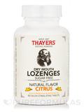 Dry Mouth Lozenges - Sugar Free, Natural Citrus Flavor - 100 Tablets