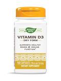 Vitamin D-400 - 100 Capsules