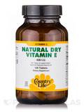Dry Vitamin E 400 IU - 100 Tablets