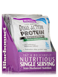 Dual Action Protein Powder - Whey + Casein, French Vanilla Flavor - 8 Packets