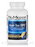 Dual-Tox DPO - 120 Vegetable Capsules