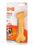 Dura Chew® Textured Bone, Raised Ridges & Nubs (Wolf Dogs, Up To 35 Lbs / 16 Kg), Chicken Flavor - 1