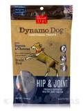 Dynamo Dog® Functional Soft Chew Treats Hip & Joint, Bacon & Cheese Flavor - 14 oz (396 Grams)