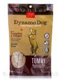 Dynamo Dog® Functional Soft Chew Treats Tummy, Pumpkin & Ginger Flavor - 14 oz (396 Grams)