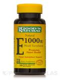 Natural E-1000 I.U. (Mixed Tocopherols) 50 Softgels