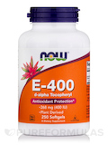 E-400 (d-Alpha Tocopheryl) 250 Softgels