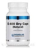 E-400 Dry Caps (Natural) 90 Capsules