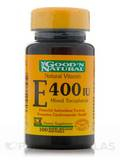 E-400 I.U. (Mixed Tocopherols) - 100 Softgels